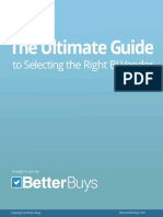 BI Buyer's Guide