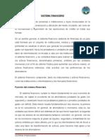 Sistema Financiero Final Finanzas