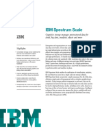 IBM GPFS Parallel File Systems