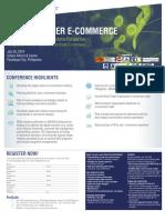 Cross-Border E-Commerce Conference
