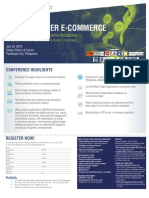 Cross-Border E-Commerce Conference