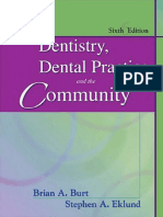 Dentistry, Dental Practice, and the Community, 6th Edition ( PDFDrive.com ).pdf
