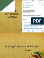 Curbing Corruption at Siemens