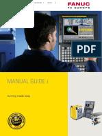 Fanuc Manual Guide