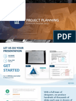 Project Planning Creative