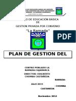 Pgr Del Colegio La Ramada
