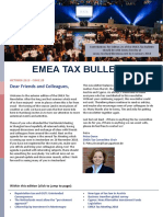 BKR International Tax Bulletin October 2018