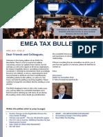 BKR International Tax Bulletin April 2019