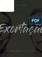 """EXORTAÇÃO AOS JOVENS DA """"ZUEIRA"""" - PLÍNIO SOUSA"""