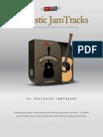JamPlay - Acoustic JamTracks.pdf