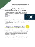 VIACARREIRA_RegrasABNTparaTCC