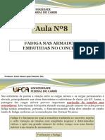Aula Nº8 Fadiga - Prof. Erwin Lopez P.