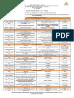 16. Agenda Semanal Mayo 6 Al 11 de 2019.