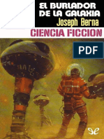 Berna Joseph - La Conquista Del Espacio 585 - El Burlador de La Galaxia