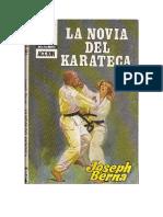 Berna Joseph - Doble Juego 80 - La Novia Del Karateca.docx