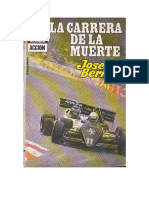 Berna Joseph - Doble Juego 75 - La Carrera de La Muerte