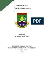 Case Report Thyroid Heart Disease
