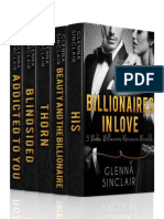 Billionaires in Love_ 5 Books B - Glenna Sinclair