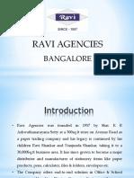 Ravi Agencies Profile.pdf