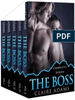 The Boss (the Boss Romance Seriesd) - Claire Adams