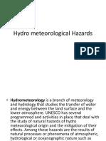 Hydro-meteorological-Hazards.pptx