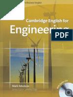 266112901 Cambridge English for Engineering
