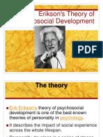 4 Eriksons Theory of Psychosocial Development