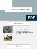 Flixborough Disaster 1974