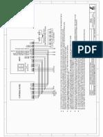 AKUS Panel & Control Panel Cabling Diagram