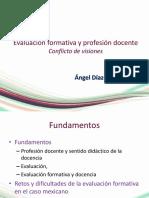 Evaluacion Formativa y Docencia
