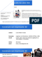 Fabriquer Son Imprimante 3D-JDL20171221