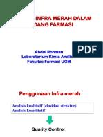 2. IR Analisis Kualitatif
