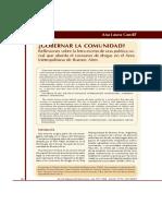 Candil. Gobernar la comunidad..pdf