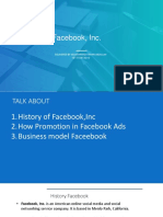 Presentation Facebook