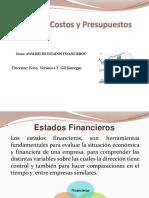 Análisis de Estados Financieros (1)