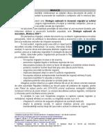 Feedback Pe Strategii Migrationale Pentru Raportul PNUD