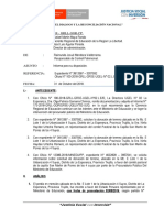 Informe Tecnico Caso Cuatro Suyos Para Disafil