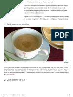 Café cremoso_ 12 receitas que vão ganhar seu coração.pdf