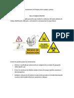 Importancia de la higiene y saneamiento en la limpieza de los equipos y plantas (Autoguardado).docx
