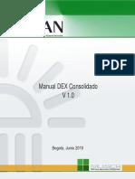 Manual Dian DEX
