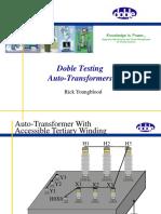 6c Autotransformer