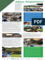 Boletim Supereco  - Projeto Tecendo as Águas - 5ª edição