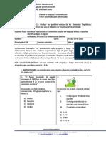 Evaluación Trabajo de Análisis Libro a Elección y Presentación