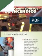 Incendios y Su Prevención