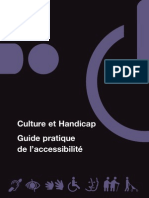 Guide Pratique de l'Accessibilité