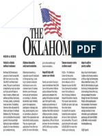 Oklahoma RF 5-2-19
