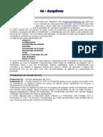 Photoshop Módulo 01 - Arquivos - Walderes Lima