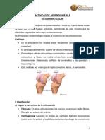 ACTIVIDAD DE APRENDIZAJE N°4 ANATOMÍA Y FISIOLOGÍA-2019