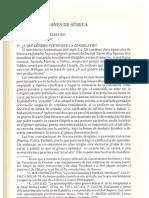 Las Consolationes de Seneca - Mónica Marcos Celestino