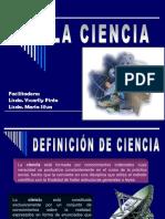 Tema 1la Ciencia-1